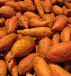 Батат картофель