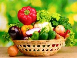 овощи полезные