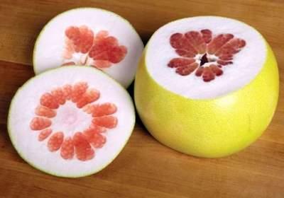 Pampelmusenfrucht